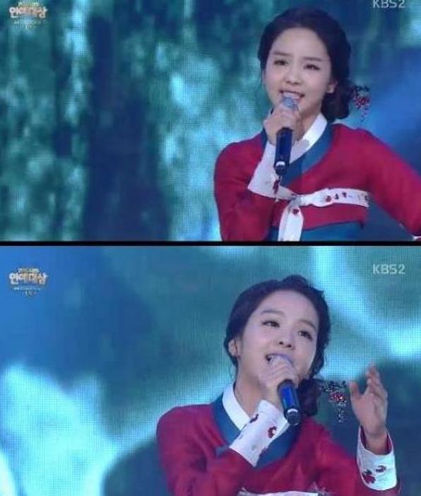 송소희 홀로아리랑 / 사진=KBS'불후의 명곡'캡처