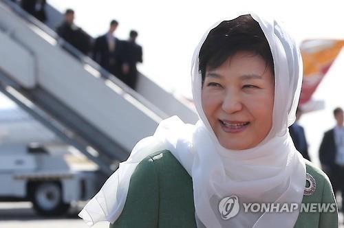 박근혜 대통령 이란 방문/사진=연합뉴스
