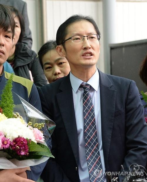박범계 의원 사과요구 박준영 변호사/사진=연합뉴스