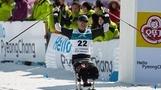 신의현, 세계 장애인 노르딕스키 월드컵서 '금메달' 영광