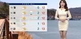 [내일 날씨] 전국 대체로 맑지만 바람 강해 체감온도 낮아