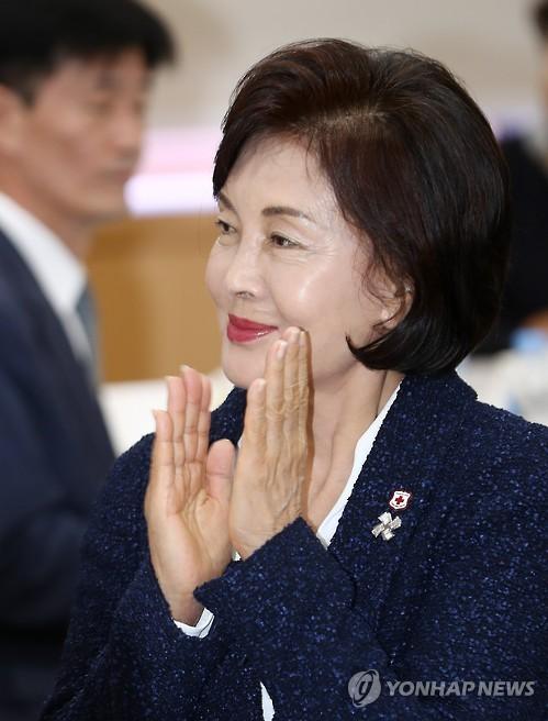 홍라희/사진=연합뉴스