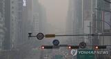 서울 대기오염이 베이징보다 심했다…이유는?