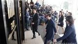 박근혜 前대통령, 점심은 김밥·저녁은 죽…변호인