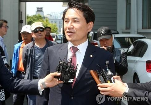 김진태 의원 / 사진= 연합뉴스
