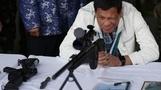 두테르테 필리핀 대통령, IS 세력 소탕에 박차