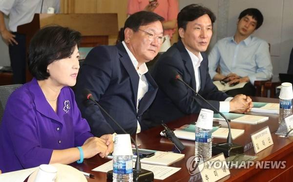 문재인 케어 더불어민주당 / 사진= 연합뉴스