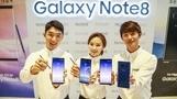 삼성전자 갤럭시노트8 닷새간 65만대 팔려…갤노트7 2.5...