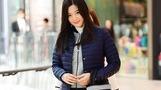 [포토] '둘째 임신' 전지현, 건강한 미소로 입장