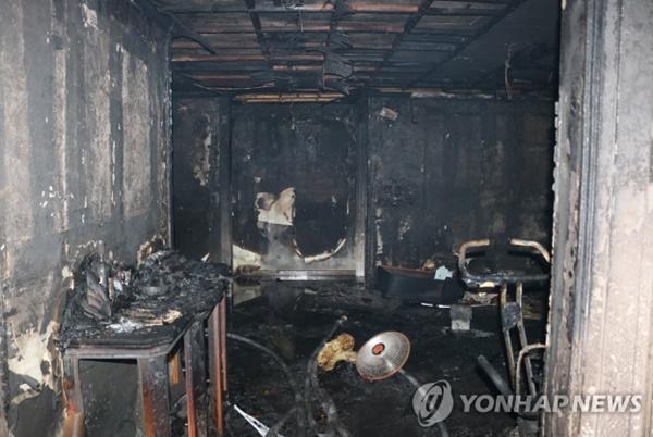 분당 화재 / 사진= 연합뉴스