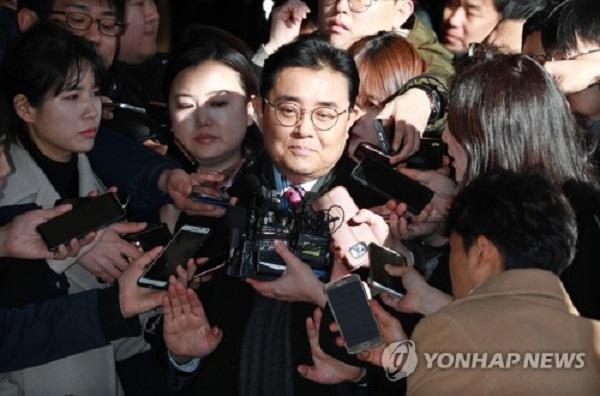 전병헌 전 청와대 정무수석/사진=연합뉴스
