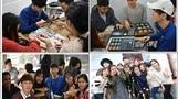 코리아텍 학생들, 베트남 학생 대상 기술교육봉사