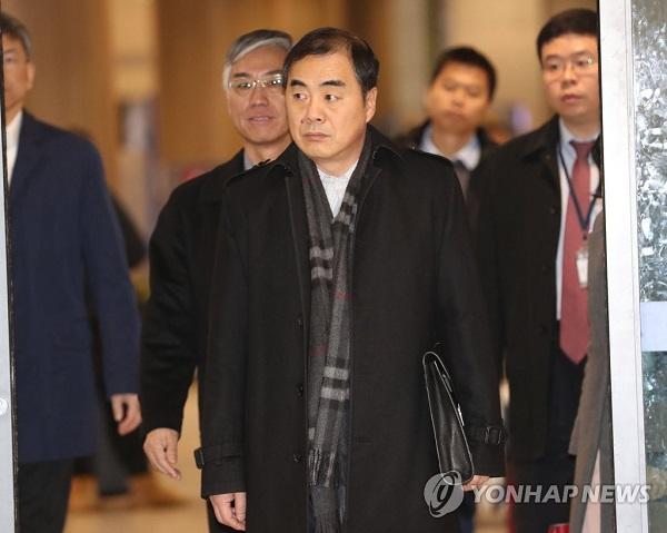 한반도 긴장완화 협력 강화 / 쿵쉬안유 중국 외교부부부장 / 사진=연합뉴스