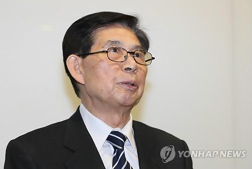 정호영 전 BBK 의혹 사건 특별검사 /사진=연합뉴스