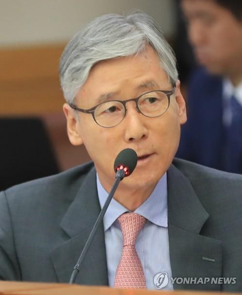 여상규 의원/ 사진 = 연합뉴스