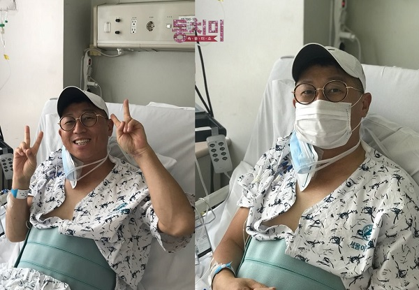 코미디언 최홍림 /사진=MBN