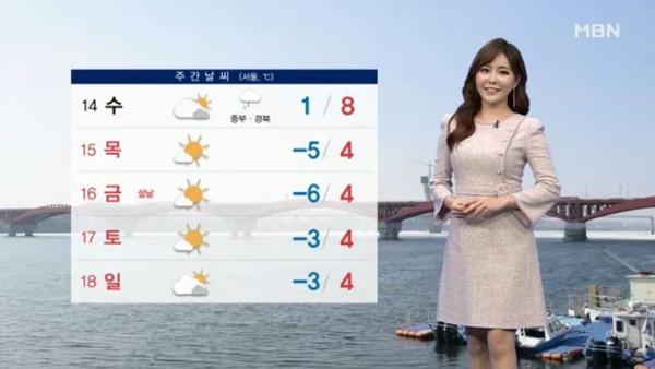 오늘 날씨/ 사진=MBN