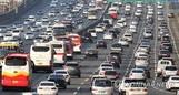 설 연휴 셋째 날, 고속도로 귀경 차량에 극심한 정체…