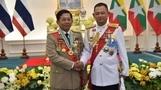태국, 로힝야족 인종청소 논란 미얀마군 사령관에 왕실 최고...