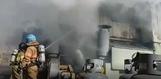 인천 자동차용품 공장서 불…건물은 불탔지만 인명피해 없어
