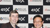 CGV 4DX, '시네월드'와 추가 오픈 계약 체결