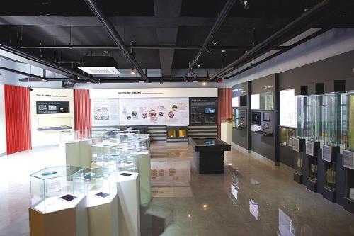 한국건강관리협회 기생충박물관 전경