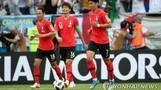 [2018 러시아] 한국, 멕시코에 PK 선제골 허용…0-...
