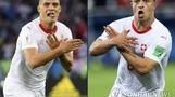 [2018 러시아] '독수리세리머니' 스위스 선수들 징계받...