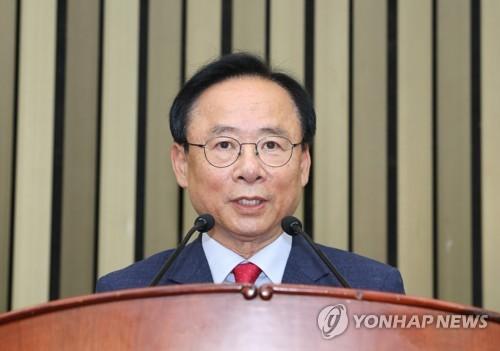 이주영 의원/사진=연합뉴스