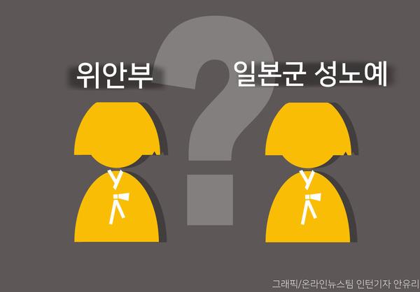 '위안부'와 '일본군 성노예', 어떤 단어를 사용하시겠습니까? /사진=MBN