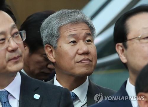 김수현 신임 청와대 정책실장/사진=연합뉴스