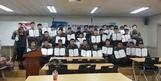 건협 서울강남지부, 국방부 근무지원단 금연성공 수료식 진행
