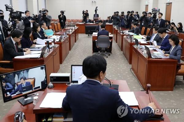 '유치원3법'논의, 교육위 소위 개최/사진=연합뉴스
