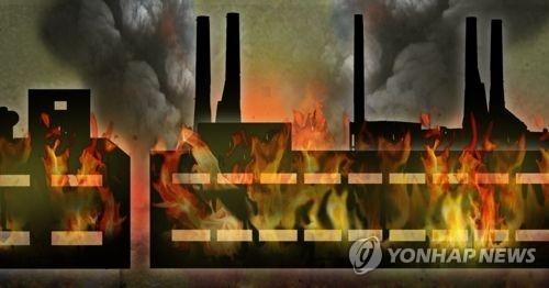 공장화재/사진=연합뉴스