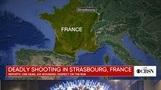 프랑스 스트라스부르 크리스마스 마켓서 총격 사건…2명 사망