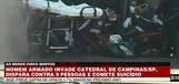 브라질 가톨릭 성당서 미사중에 괴한 총기난사…최소 4명 사...
