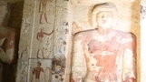 이집트 사카라서 4천400년전 고대무덤 발견…조각·그림 선...