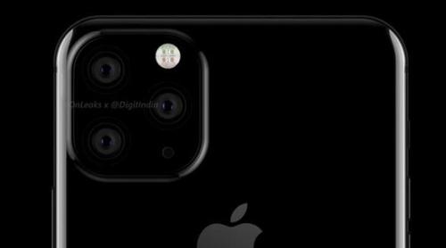 아이폰, 트리플 렌즈 장착하나/ 사진=온리크스 트위터