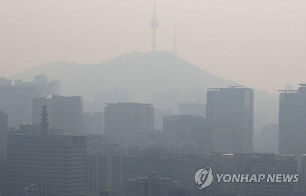 미세먼지 /사진=연합뉴스