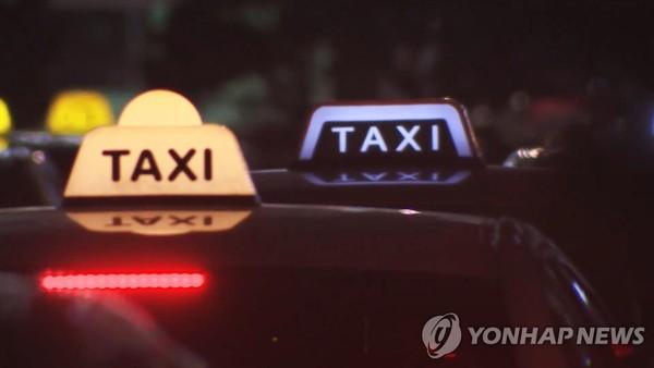 택시 /사진=연합뉴스