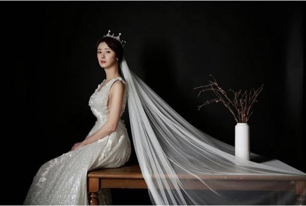 염지영 결혼 /사진=염지영 인스타그램
