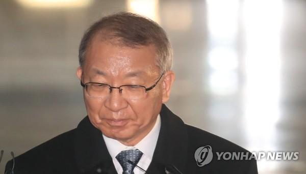 양승태 전 대법원장/사진=연합뉴스