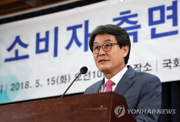 민주평화당 김광수 의원 /사진=연합뉴스