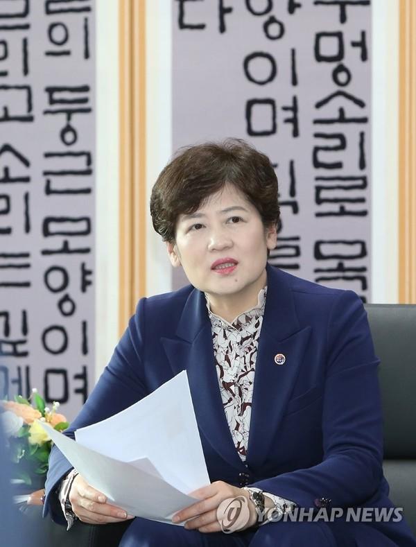 강은희 대구시교육감/사진=연합뉴스