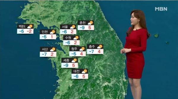 오늘의 날씨/사진=MBN