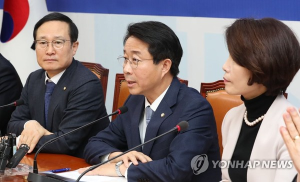 더불어민주당 조정식 정책위의장/사진=연합뉴스