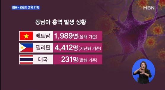 30대 베트남 남성 홍역 판정/사진=연합뉴스