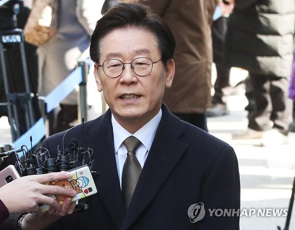 이재명 경기지사 /사진=연합뉴스