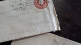 낡은 종이뭉치서 102년 전 1차대전 편지 발견…