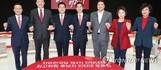 '5·18망언' 한국당 지지율  3.7%p 하락해 25.2...